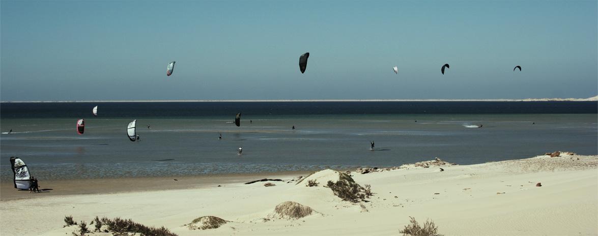 Week-end kite dans le Var