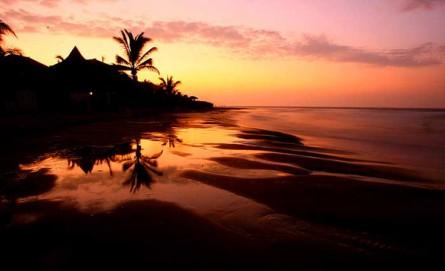 Perou - sunset