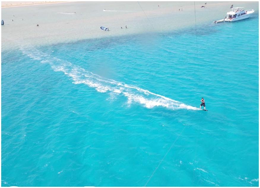Séjours kitesurf: les nouveautés