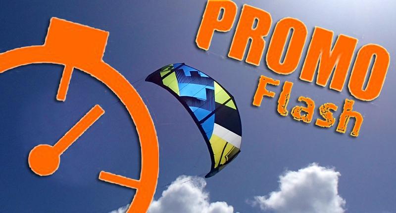 Offre spéciale à durée limitée: prix minis sur tous les stages de kitesurf en 2013!
