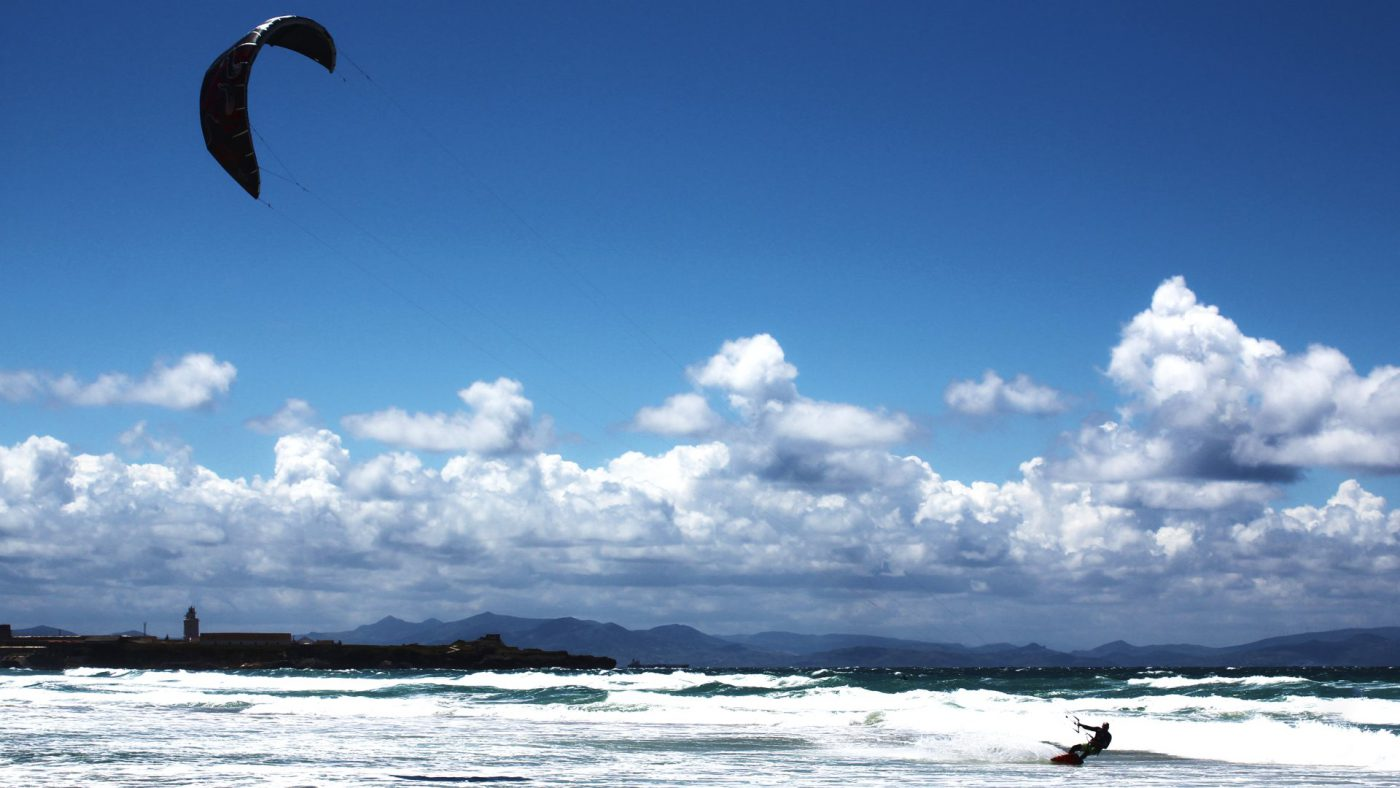 Kitesurfing-tarifa