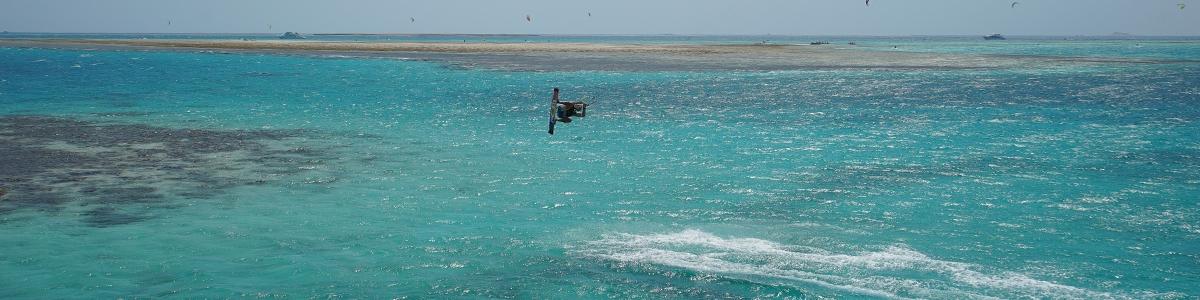 kitesurf à safaga