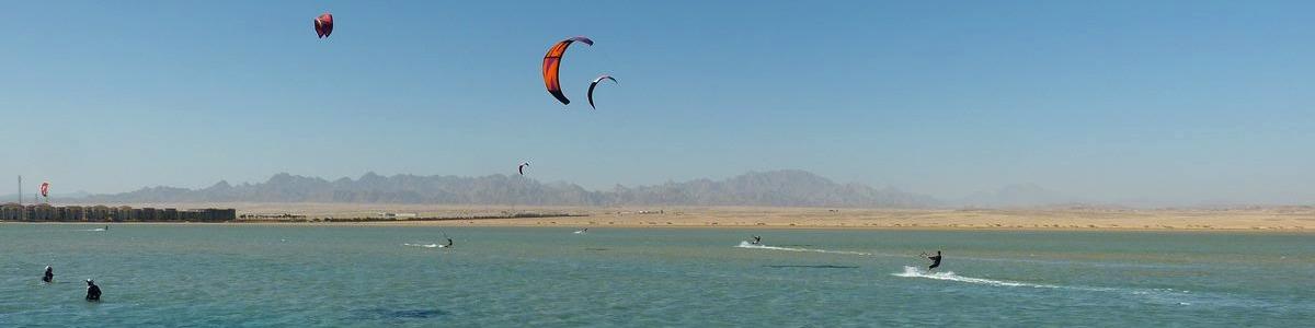 kitsurf à soma bay