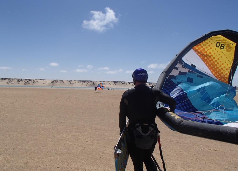 Nos derniers séjours kite à Dakhla