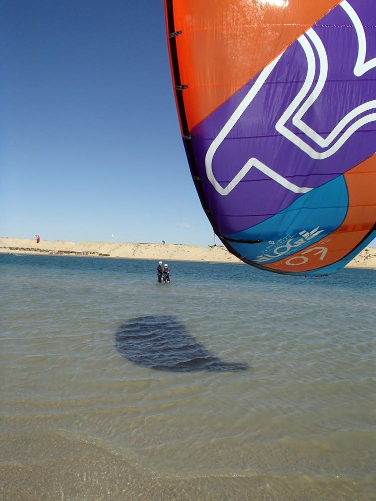 Offre spéciale: pack stage de kitesurf et équipement complet!