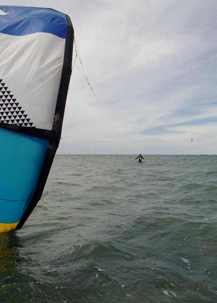 Offre «découverte du kite» à seulement 99 euros