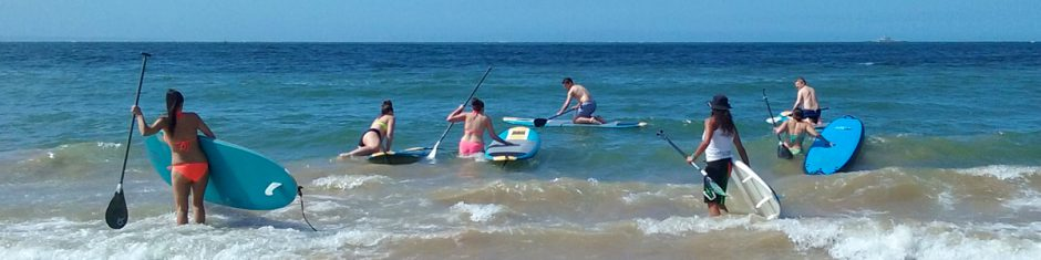 stand up paddle guincho
