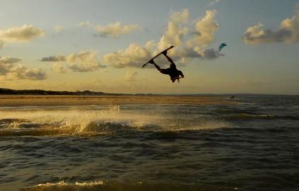 coucher-de-soleil-kitesurf-australie