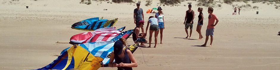 stage de kitesurf au portugal