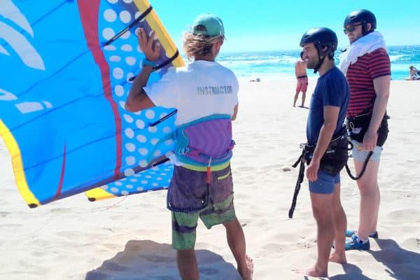 cours de kite guincho