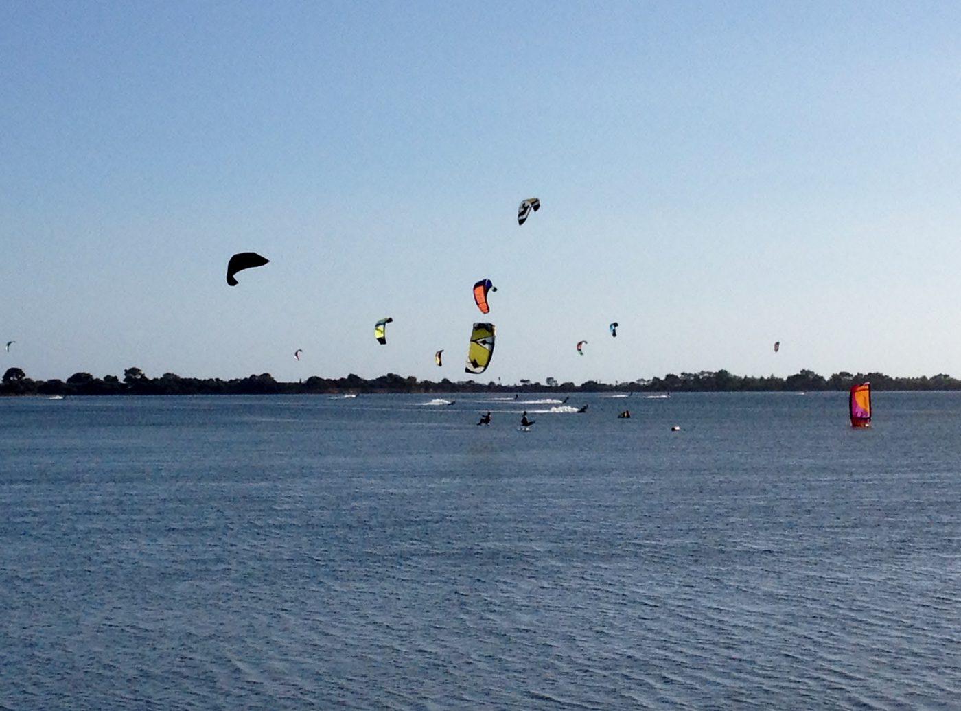 Le kitesurf en Sicile