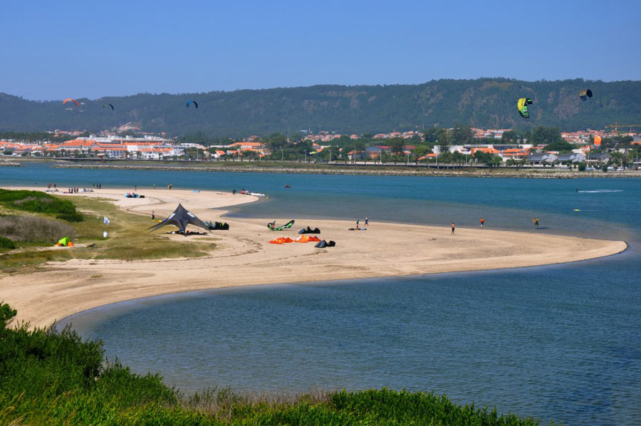 Kite trip itinérant au nord du Portugal