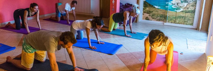 yoga cascais