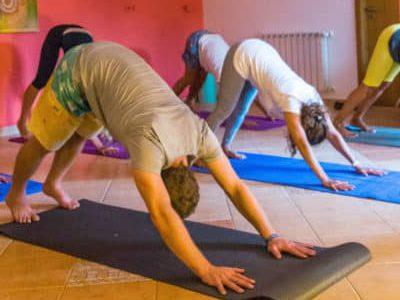 yoga guincho