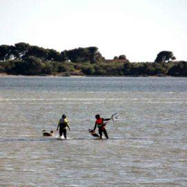 école de kitesurf sicile