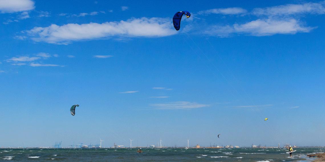 écoles de kitesurf en France
