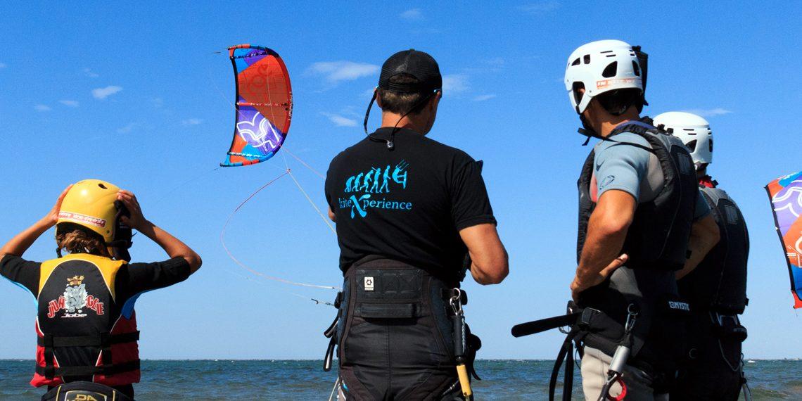 réduction sur vo cours de kitesurf en 2018