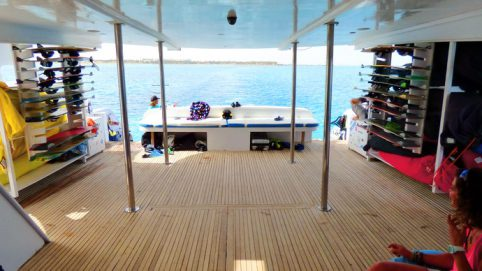 bateau de kitesurf safaga