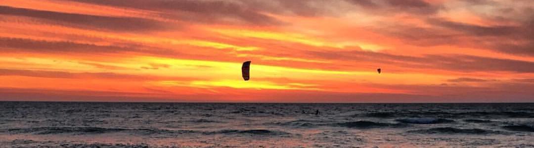 trip kitesurf à Guincho