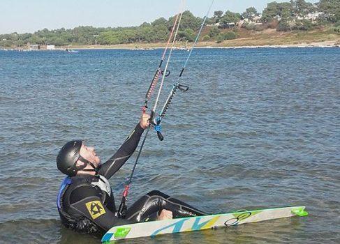 école de kitesurf cascais