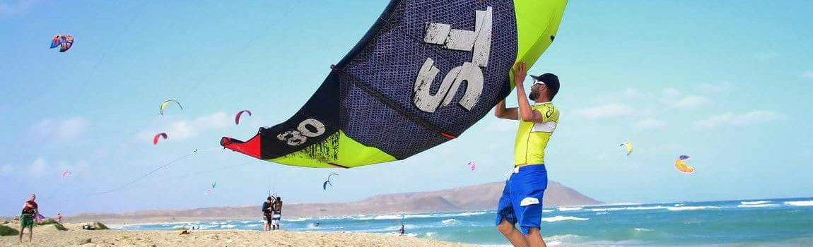 séjour kitesurf à sal