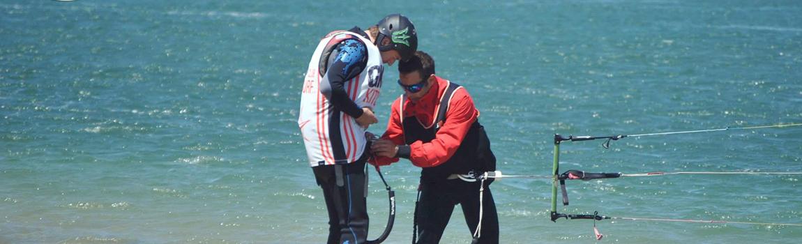 école de kitesurf esposende portugal