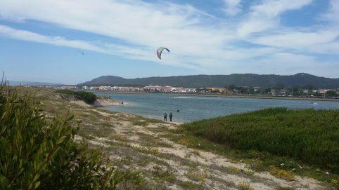 le kite à esposende