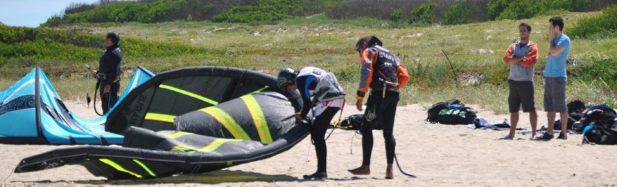cours de kitesurf à esposende