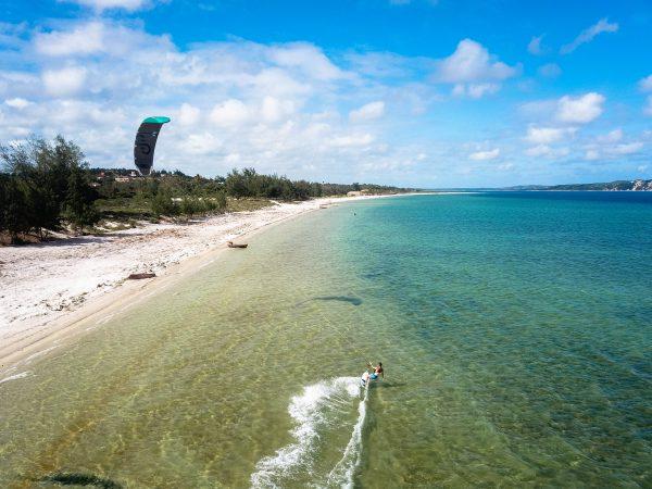 trip kite au mozambique