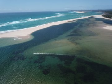 kite trip au mozambique