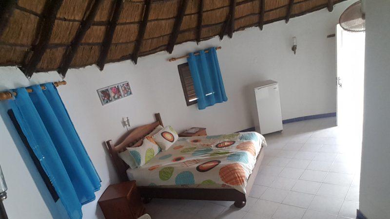 Intérieur du bungalow double