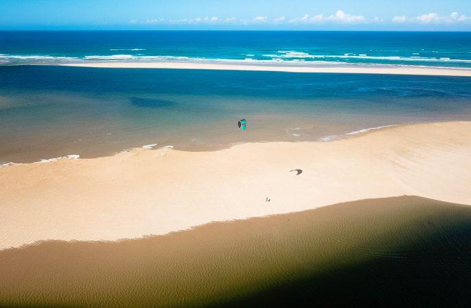 kitesurf mozambique
