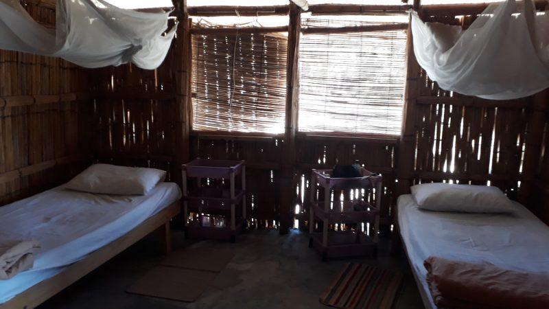 hébergement kite trip au Mozambique