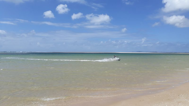 kite road trip mozambique