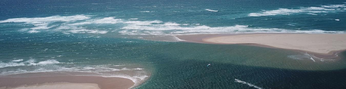spot de kite mozambique