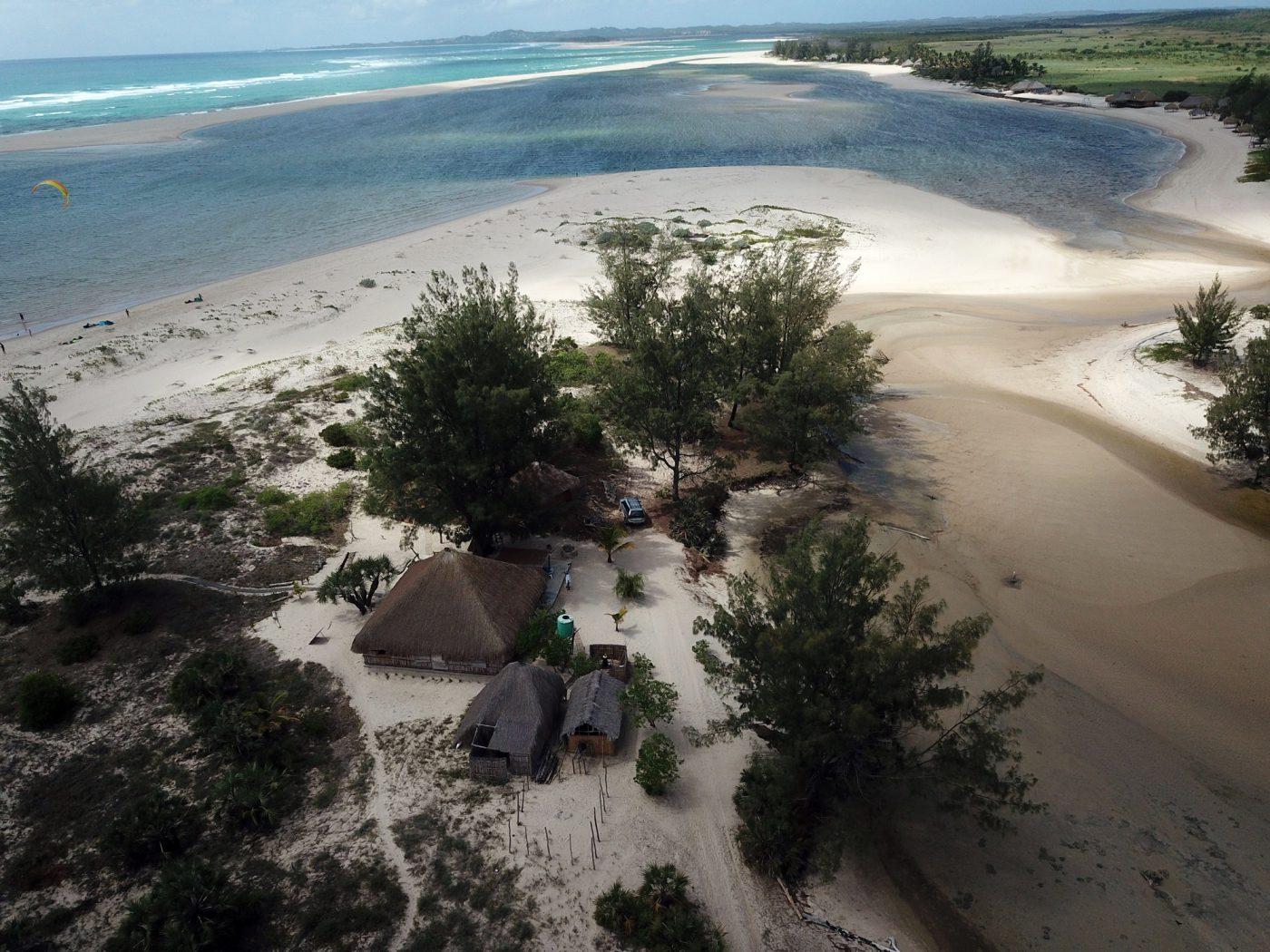 séjour kitesurf au mozambique