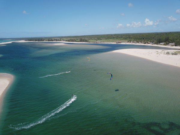 spot kite trip au mozambique