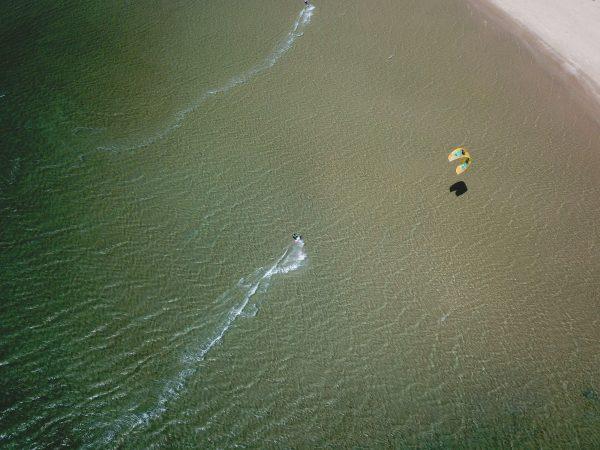 séjour kite au mozambique