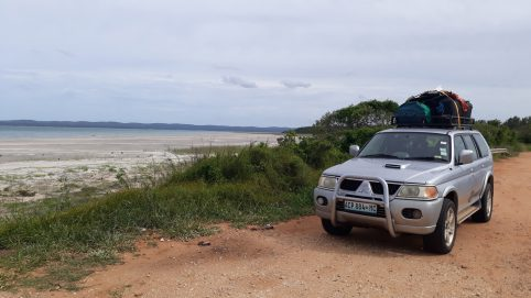 road tirp kite mozambique