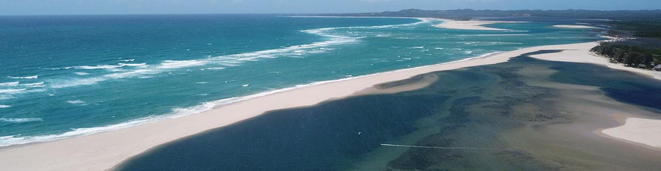 séjour kitesurf mozambique